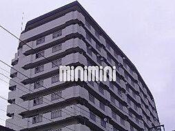 ウエストパレスマンション[10階]の外観