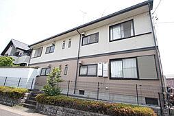 愛知県名古屋市緑区滝ノ水5丁目の賃貸アパートの外観