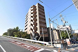 ファイネスコート草津[2階]の外観