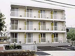 愛知県名古屋市天白区高島1丁目の賃貸アパートの外観
