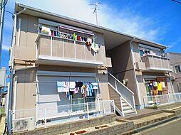ラ・フォンテーヌA・B・C棟[2階]の外観