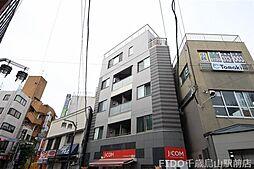 東京都世田谷区南烏山5丁目の賃貸マンションの外観