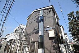 G・Aタウン山手・矢口台[2階]の外観