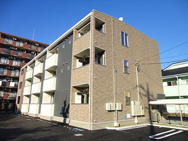 木村ロイヤルマンション VI 3階の賃貸【茨城県 / つくば市】