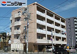 黄金マンション[5階]の外観