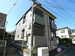 カーサルーチェ東平賀[1階]の外観