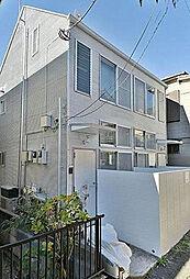 神奈川県横浜市神奈川区子安通3丁目の賃貸アパートの外観