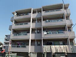 マンション鈴木(D、E)[3階]の外観