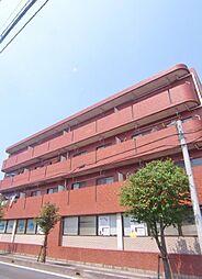 埼玉県新座市池田2丁目の賃貸マンションの外観