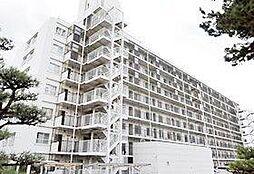 神奈川県平塚市菫平の賃貸マンションの外観