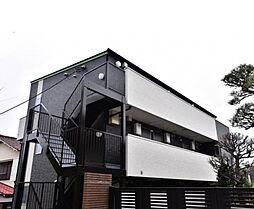 神奈川県横浜市南区庚台の賃貸アパートの外観