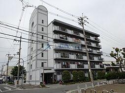 レジデンシア吉田[1階]の外観