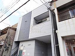 大阪府堺市堺区浅香山町3丁の賃貸アパートの外観
