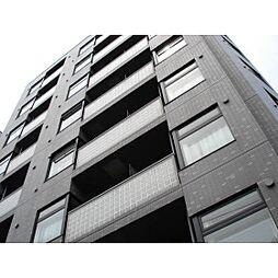 北海道札幌市中央区北三条西17丁目の賃貸マンションの外観