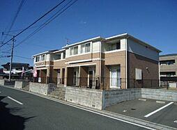 プラムガーデン弐番館[2階]の外観