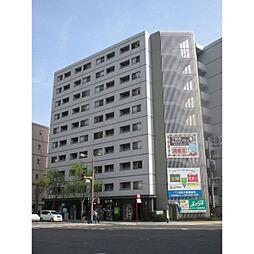 新潟県新潟市中央区西堀通5番町の賃貸マンションの外観