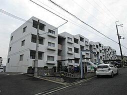 大阪府枚方市香里ケ丘12丁目の賃貸マンションの外観