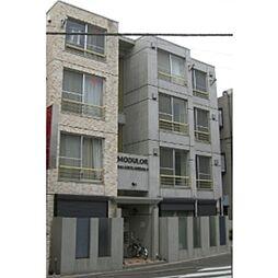 モデュロール中野新橋[0102号室]の外観