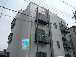 大阪府大阪市西淀川区御幣島4丁目の賃貸マンションの外観