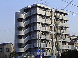 兵庫県神戸市長田区宮川町4丁目の賃貸マンションの外観