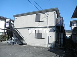 愛知県尾張旭市印場元町3丁目の賃貸アパートの外観
