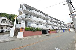 兵庫県神戸市垂水区下畑町字木下の賃貸マンションの外観