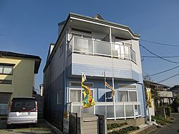 福岡県福岡市東区唐原2丁目の賃貸アパートの外観
