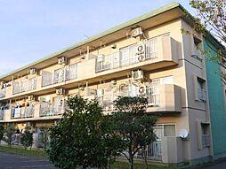 グリーンパークマンション[1階]の外観