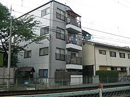 セジュール茶山[1階]の外観