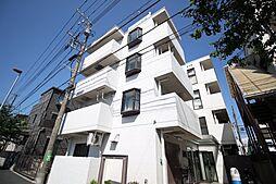 ヴァンハウス横須賀[3階]の外観