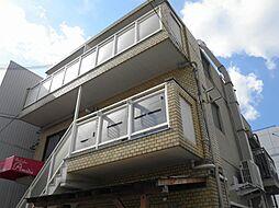 兵庫県芦屋市上宮川町の賃貸マンションの外観