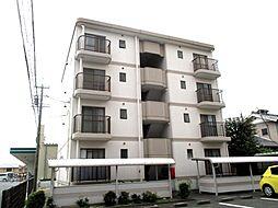 マンション桃山[4階]の外観