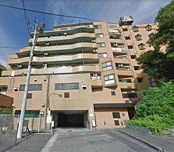 神奈川県川崎市多摩区東三田2丁目の賃貸アパートの外観