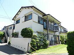 阪本荘[201号室]の外観