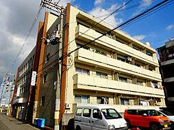 三国ヶ丘マンションわいわいビル[4階]の外観