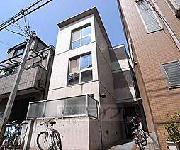 京都府京都市上京区北横町の賃貸マンションの外観