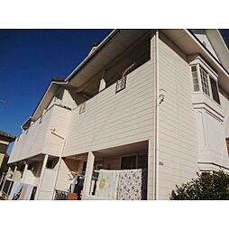 筑波コーポ[2階]の外観