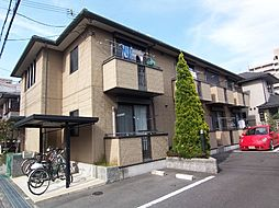 兵庫県伊丹市西台2丁目の賃貸アパートの外観