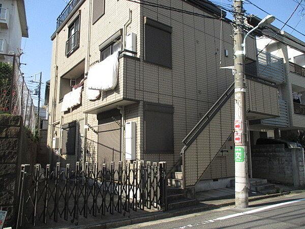 Kフラット[1階]の外観