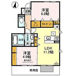 グランドアトリオ神戸西[3階]の外観