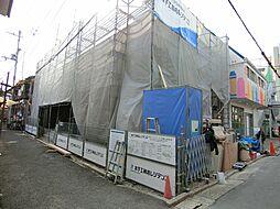 大阪府守口市寺方元町2丁目の賃貸アパートの外観