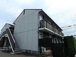 ニュードエル橿原Ⅱ[1階]の外観