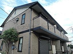 [タウンハウス] 東京都府中市住吉町3丁目 の賃貸【/】の外観