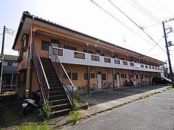 第2コーポおおとり荘[206号室]の外観