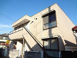 カーサディフォレスタ[2階]の外観