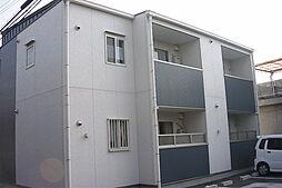 ヴァイスハイム[1階]の外観