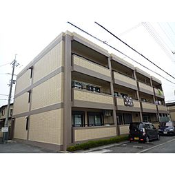 大阪府高槻市寿町3丁目の賃貸マンションの外観