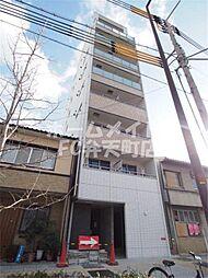 大阪府大阪市港区八幡屋1丁目の賃貸マンションの外観