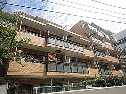 ライオンズマンション新宿原町[5階]の外観