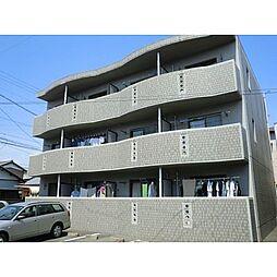 静岡県浜松市中区住吉3丁目の賃貸マンションの外観